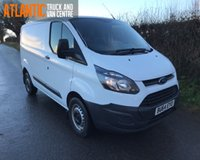 2014 FORD TRANSIT CUSTOM 290 LR P/V £9995.00