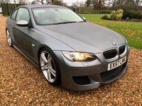 USED 2007 57 BMW 3 SERIES 2.0 320I SE 2d 168 BHP HEATED LEATHER