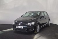 USED 2015 64 VOLKSWAGEN GOLF 1.6 S TDI BLUEMOTION TECHNOLOGY 5d 103 BHP
