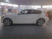 USED 2012 BMW 1 SERIES 2.0 116D M SPORT 5d 114 BHP
