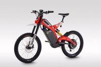 USED 2017 BULTACO BRINCO R Electric Off Road Mountain Bike Electric off road bicycle with a 40mph top speed