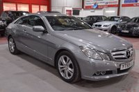 2009 MERCEDES-BENZ E CLASS 3.0 E350 CDI BLUEEFFICIENCY SE 2d AUTO 231 BHP £9985.00