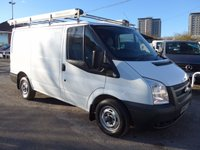 USED 2013 63 FORD TRANSIT T280 LR, 100 BHP, FULL SERVICE HISTORY, 1 COMPANY OWNER