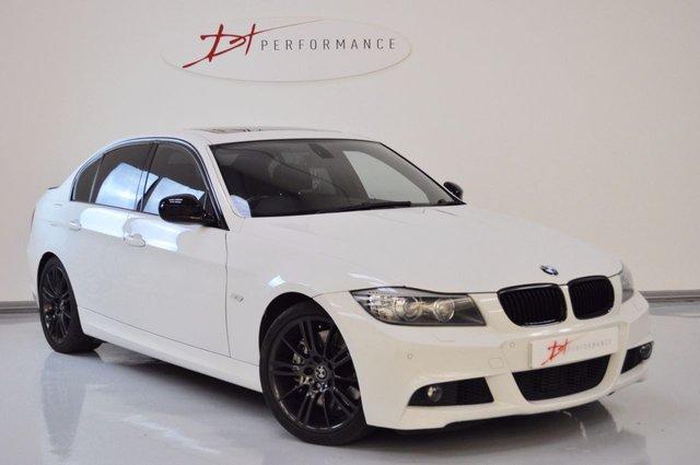 2009 59 BMW 3 SERIES 3.0 335I M SPORT 4d AUTO 380 BHP
