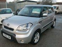 2010 KIA SOUL 1.6 2 CRDI 5d AUTO 127 BHP £3495.00