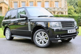 2011 LAND ROVER RANGE ROVER 4.4 TDV8 VOGUE 5d AUTO 313 BHP £19490.00