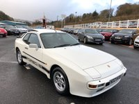 USED 1986 PORSCHE 944 2.5 2.5 2d 163 BHP Rare automatic, very well maintained and condition must be seen