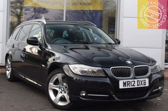 2012 BMW 3 SERIES 2.0 320D EXCLUSIVE EDITION TOURING 5d AUTO 181 BHP £7000.00