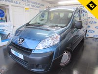 USED 2011 61 PEUGEOT EXPERT TEPEE Diesel Estate HDi Comfort 5 Door Wheel Chair Access