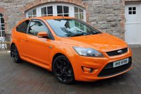 USED 2010 FORD FOCUS 2.5 ST-3 3d 223 BHP Bi Xenon Headlights - Heated Seats