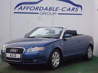 2008 AUDI A4 1.8 T 2d 161 BHP £2950.00