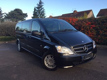 View our MERCEDES-BENZ VITO TRAVELINER