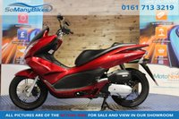 2013 HONDA PCX125 WW 125-D - BUY NOW PAY NOTHING FOR 2 MONTHS 		 £1794.00
