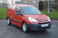 USED 2014 64 CITROEN BERLINGO 1.6 850 ENTERPRISE L1 HDI 1d 89 BHP 3 SEATER