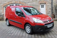 2014 CITROEN BERLINGO 1.6 625 ENTERPRISE L1 HDI 1d 74 BHP £5650.00