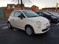 USED 2013 63 FIAT 500 1.2 POP 3d 69 BHP WITH AUXILLIARY INPUT AND USB!!..EXCELLENT FUEL ECONOMY!!..LOW CO2 EMISSIONS..£30 ROAD TAX..FULL HISTORY..ONLY 4684 MILES FROM NEW!!