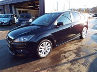 USED 2010 59 FORD FOCUS 1.6 ZETEC S TDCI 5d 109 BHP FULL SERVICE HISTORY