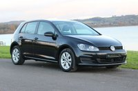 2013 VOLKSWAGEN GOLF 1.6 SE TDI BLUEMOTION TECHNOLOGY 5d 103 BHP £6275.00