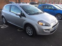 USED 2013 13 FIAT PUNTO 1.2 EASY 3d 69 BHP WITH AUXILLIARY INPUT AND USB!!..EXCELLENT FUEL ECONOMY!!..LOW CO2 EMISSIONS..£30 ROAD TAX..FULL HISTORY..ONLY 4684 MILES FROM NEW!!