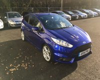 USED 2014 14 FORD FIESTA 1.6 ST-2 3d 180 BHP THIS VEHICLE IS AT SITE 1 - TO VIEW CALL US ON 01903 892224
