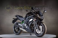 USED 2016 16 KAWASAKI ER-6F EFF  GOOD & BAD CREDIT ACCEPTED, OVER 500+ BIKES IN STOCK