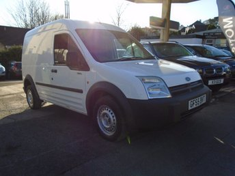 2006 FORD TRANSIT CONNECT 1.8 T230 LWB 1d 89 BHP £1995.00