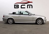 2003 BMW 3 SERIES 3.0 330CI SPORT 2d 228 BHP £SOLD