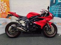2013 TRIUMPH DAYTONA 675cc DAYTONA 675  £5990.00
