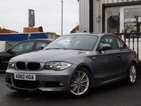 2010 BMW 1 SERIES 2.0 120D M SPORT 2d AUTO 175 BHP £6995.00