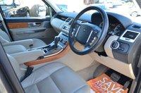 USED 2010 10 LAND ROVER RANGE ROVER SPORT 3.0 TDV6 SE 5d AUTO 245 BHP