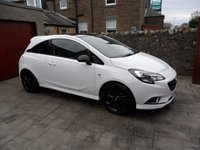 USED 2015 15 VAUXHALL CORSA 1.4 LIMITED EDITION 3d 89 BHP 1 OWNER. FULL HISTORY. LOW MILES.