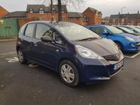 USED 2014 14 HONDA JAZZ 1.2 I-VTEC S 5d 89 BHP WITH AUXILLIARY/USB AND AIR CONDITIONING!!..EXCELLENT FUEL ECONOMY!..LOW CO2 EMISSIONS..LOW ROAD TAX...FULL HISTORY...ONLY 9503 MILES FROM NEW!!