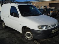 2000 CITROEN BERLINGO