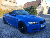 2013 BMW M3 4.0 M3 LIMITED EDITION 500 2d AUTO 415 BHP £31995.00