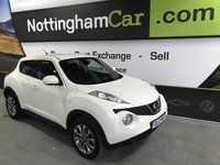 2013 NISSAN JUKE TEKNA IS £7995.00