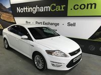 USED 2013 63 FORD MONDEO ZETEC BUSINESS EDITION TDCI S/S
