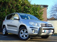 USED 2009 59 TOYOTA RAV4 2.2 XT-R D-4D 5d  ** 4X4**DIESEL**HIGH SPECIFICATION**