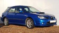 2006 SUBARU IMPREZA 2.5 WRX TURBO 5d 227 BHP £4999.00