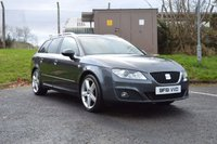 USED 2011 61 SEAT EXEO 2.0 SPORT TECH CR TDI 5d 141 BHP ESTATE
