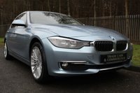 2013 BMW 3 SERIES 2.0 318D LUXURY 4d 141 BHP £12250.00