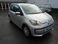 USED 2014 63 VOLKSWAGEN UP 1.0 MOVE UP 5d 59 BHP