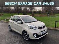 2012 KIA PICANTO 1.2 HALO 3d AUTO 84 BHP £5850.00
