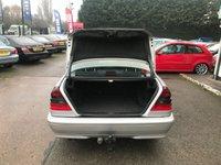 USED 2000 MERCEDES-BENZ C CLASS 2.0 C200 SPORT 4d AUTO 134 BHP