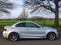 2012 BMW 1 SERIES 2.0 120I SPORT PLUS EDITION 2d 168 BHP £9995.00