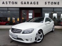 USED 2009 09 MERCEDES-BENZ CLC CLASS 1.8 CLC200 KOMPRESSOR SPORT 3d AUTO 184 BHP **PAN ROOF * LEATHER** ** PANORAMIC ROOF * FULL SERVICE HISTORY **