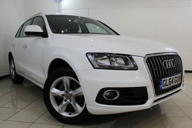 View our 2014 64 AUDI Q5 2.0 TDI QUATTRO SE START/STOP 5DR 148 BHP