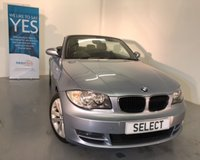 "USED 2009 59 BMW 1 SERIES 2.0 118I SE 2d 141 BHP LOW MILEAGE ONLY 40,000 miles from new !!! Superb 4 seating Convertible with black power roof,17""alloy wheels,husband and wife last owners,air conditioning,just serviced -ready to go -Christmas Cracker for ONLY £8500"