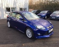 USED 2014 64 FORD FOCUS 1.6 TDCI ZETEC S 115 BHP THIS VEHICLE IS AT SITE 2 - TO VIEW CALL US ON 01903 323333