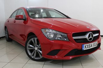 2014 MERCEDES-BENZ CLA}