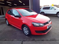 USED 2010 10 VOLKSWAGEN POLO 1.2 S 5d 60 BHP FULL SERVICE HISTORY